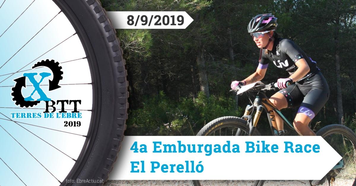 Emburgada Bike Race - El Perelló - 8/9/2019