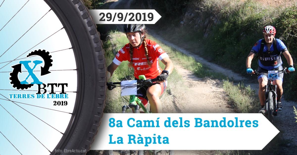 Camí dels Bandolers - Sant Carles de la Ràpita - 29/9/2019